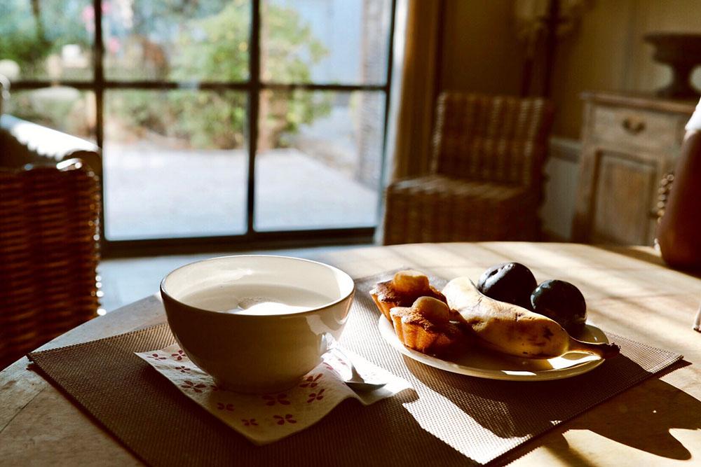 ❥ At home